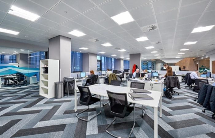What is the office fit out companies do?