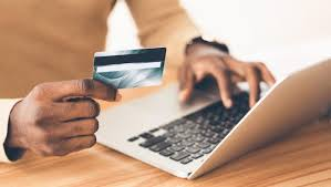 Which will be the right choice in making transactions online?