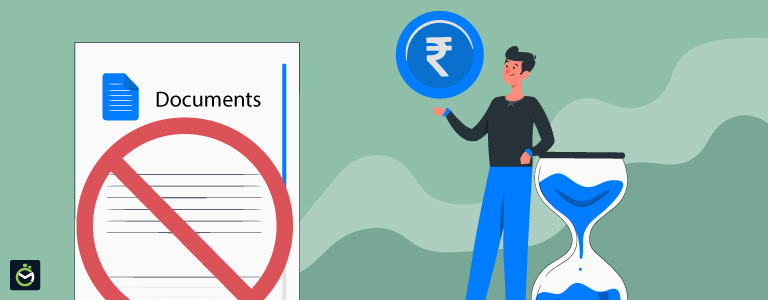 Guide to apply for instant loan without documents